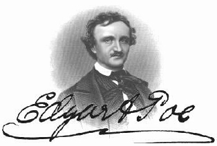 Poe with signature