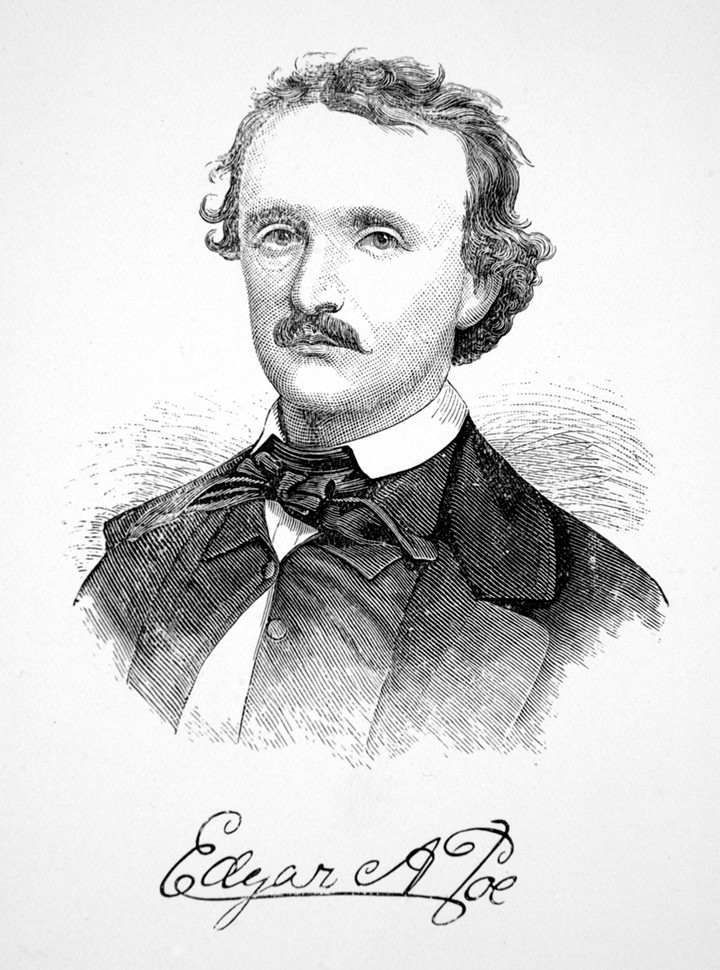 Poe with signature 2