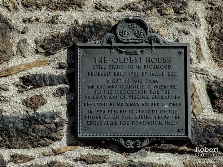Oldest house in Richmond