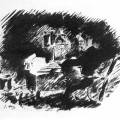 Illustration by Manet, no. 1