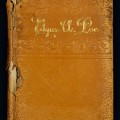 Edgar Allan Poe book from 1882